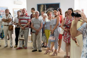 "MICLOS SUTO PRESENTED THE RETROSPECTIVE EXHIBITION ""SEARCH"""