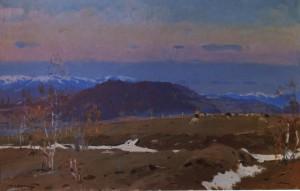 Під Рівною, 1956, п.о. 70х110