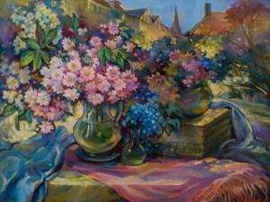 Художня виставка до Дня Святого Валентина в Ужгороді