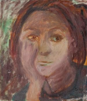 Y. Yehorova-Rohova 'Self-Portrait'