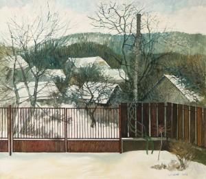 I. Didyk First Snow', 2016