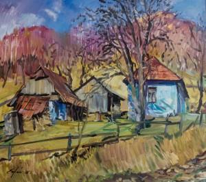 F. P. Erfan, Late Autumn