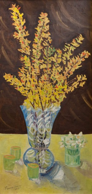 'Golden Rain With Primrose', 1967