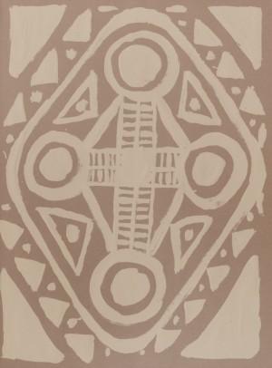 O. Kafel 'Hutsul Motifs'
