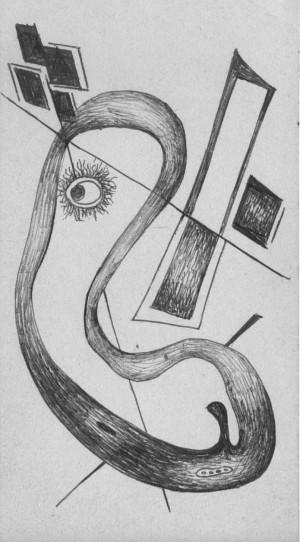 Корж Б. 'Метаморфоза ІІ', 1978