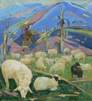 Полонинська ідилія, 2010, п. о.