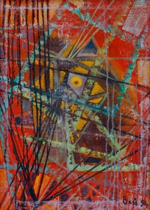 F. Seman, Composition, 1994