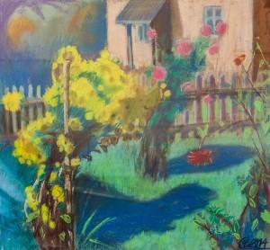 N. Sima-Pavlyshyn 'A Fabulous Courtyard'