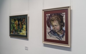 RETROSPECTIVE EXHIBITION OF WATERCOLOURS WAS PRESENTED IN UZHHOROD