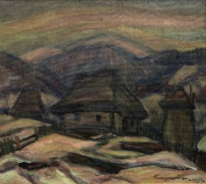 Стара вершина, 1931, п.о.