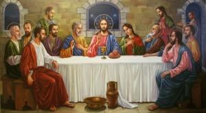 Тайна Вечеря п.о.100х180