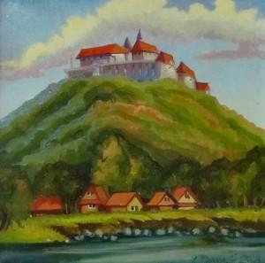 Пішковцій С. 'Мукачівський замок'