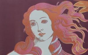 Venere Dopo Botticelli, 1966