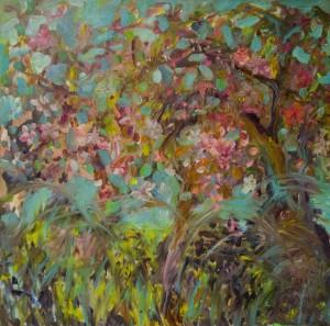 Єгорова-Рогова Ю., Із серії «Весняний настрій»