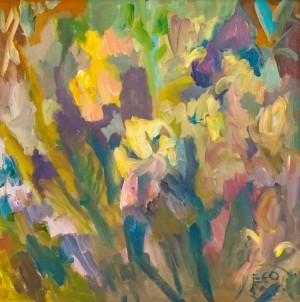 Y. Yehorova-Rohova 'Flower', 2016