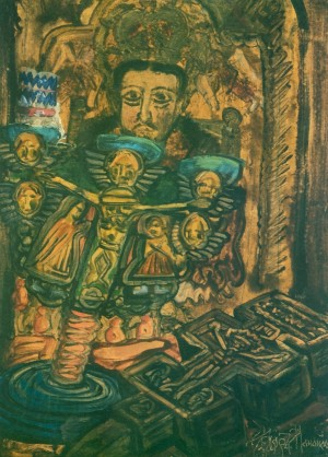 Старосвітські скарби, 1940, пап.кар.темп. 89х68