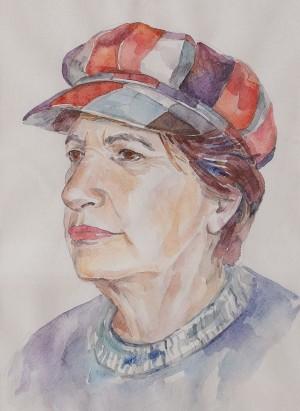 T. Ivanytska 'A Gallery Keeper'