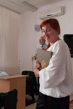 Презентація альбому-каталогу «Василь Свида. Нетлінне»