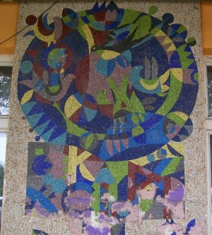 Мозаїка за мотивами казок, 1982