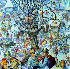Зимовий ярмарок, 2004