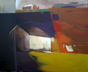 Спека, 2011, п.акр., 100х120