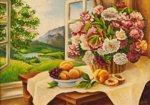"""M. Filip (Maior) """"Flowers"""", 2017"""
