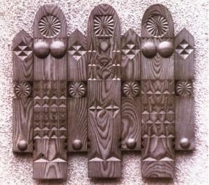 Орнаментальна композиція «Тріо»