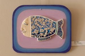 A Fish Man'