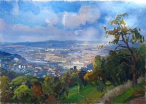 'Будайський краєвид'