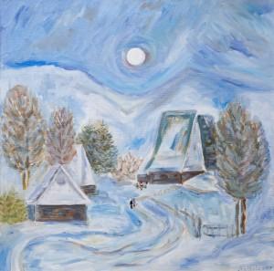 Мошкола А. 'Святкує Небо і Земля'