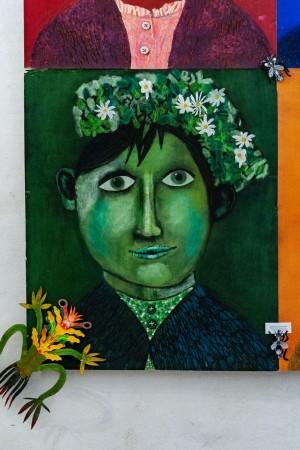 D. Shushliakov 'Four Portraits'