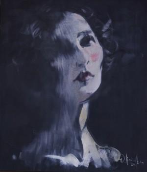 Войтович О.  Rain woman, 2016