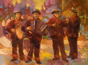 Y. Dulenko Christmas Carol Singers'