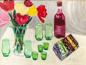 'Зелені склянки', 1976