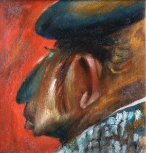 Пастух, 1998, 25x24