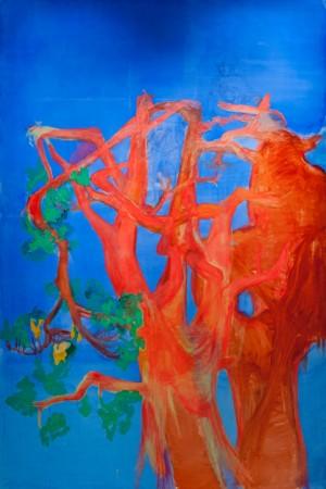 'Діти на деревах', 2008, 300х200