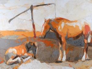 Непроминальне, 2011, 90х120