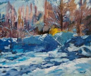 R. Y. Tovt, Snow shadows