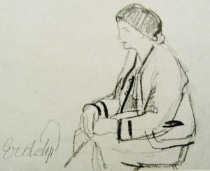 Жінка, 1930