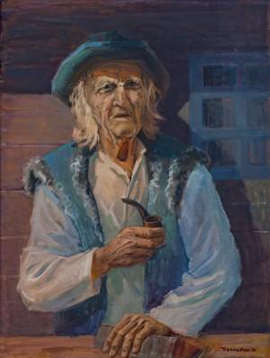 V. Brenzovych 'Verkhovyna Nostalgia', 2004