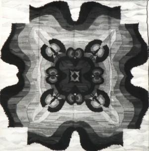 Літо, 1976, гобелен, 204х196