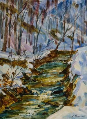 S. M. Chyrskyi, Stream
