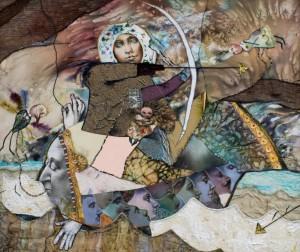Цикл Безсоння. Повня, 2004, 68х81