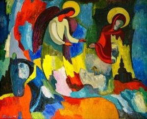 Благовіщення, 1998
