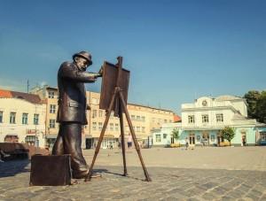 'Monument To Roshkovych'
