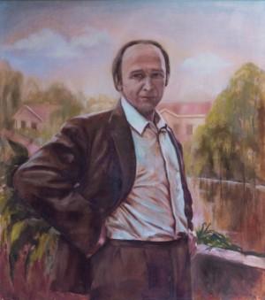 Портрет Михайла Митрика