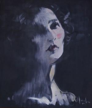 Войтович О. 'Rain woman', 2016