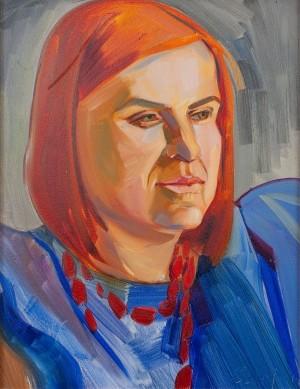Катран Я. 'Портрет Беати'