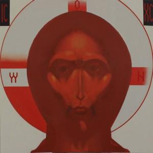 Христос, 2013, п.акр., 120х120