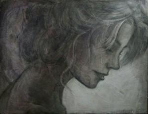 Солодкуватий присмак спогадів, 2015, зміш. техн., 40х60